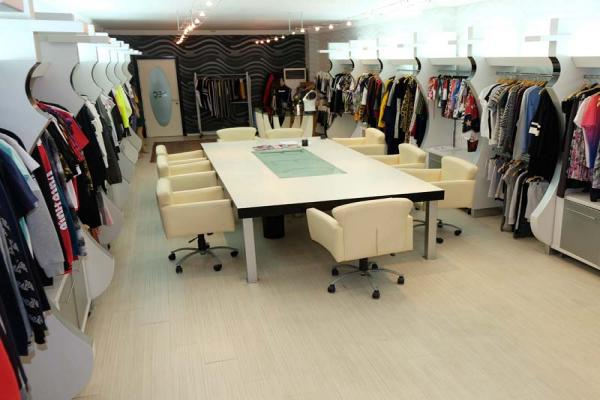 Tekstil Showroom